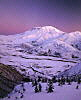 Winter at Mount St. Helens (74k)